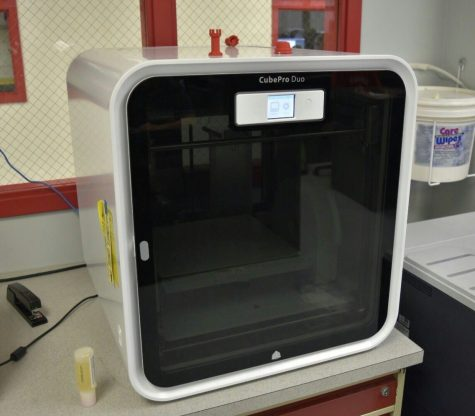 New 3D printers come to Central