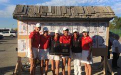Girls' Golf wins Sectionals