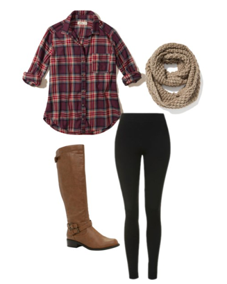Flannels are pieces that can be worked into many casual outfits.