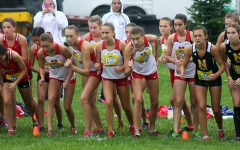 Girls' XC looks for victory at Conference meet