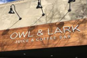 Owl & Lark is located on La Grange Road, only ten minutes from the school.