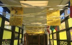 JKB creates a positivity hall for Anti-Bullying month