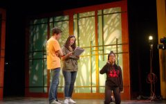 Underclassman takes high role in fall play