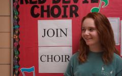 Freshmen debut skills in musical