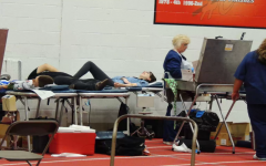 NHS organizes first blood drive