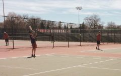 Boys' tennis team places sixth in tournament