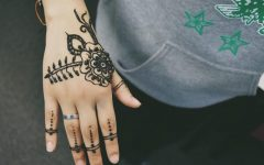 MSA hosts henna sales event
