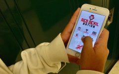 RDN app installs school spirit