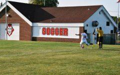 Boys soccer prepares to face LT