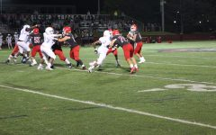 Football team defeats Willowbrook High School
