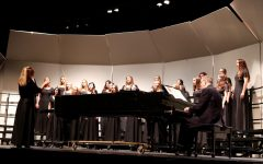 Choir sets the stage with fall concert