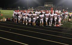 Football team ends regular season on a high note