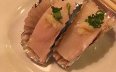 Sushi House serves divine dishes