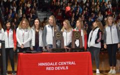 Fall assembly recognizes State winners