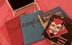 Managing stress as first semester finals approach