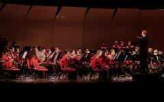 Students perform at annual Winter Band Concert