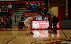 Boys basketball defeats DGN on Senior Night