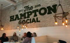 Hanging at The Hampton Social